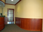 South Jersey Surgical Center reception area, Mt. Laurel, NJ