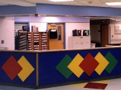 Pediatric nurses station, Voorhees, NJ