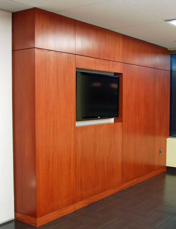 Styron wall unit, Berwyn, PA
